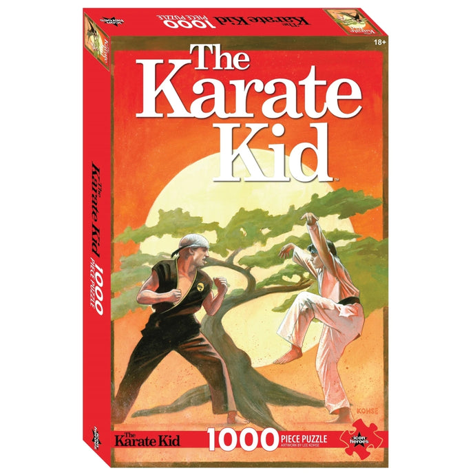 Karate Kid 1000-Piece Jigsaw Puzzle