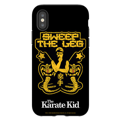 Karate Kid Sweep the Leg Phone Case