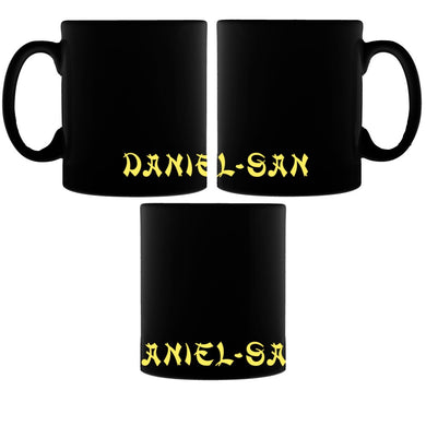 Karate Kid I Love Daniel-San Transforming Mug