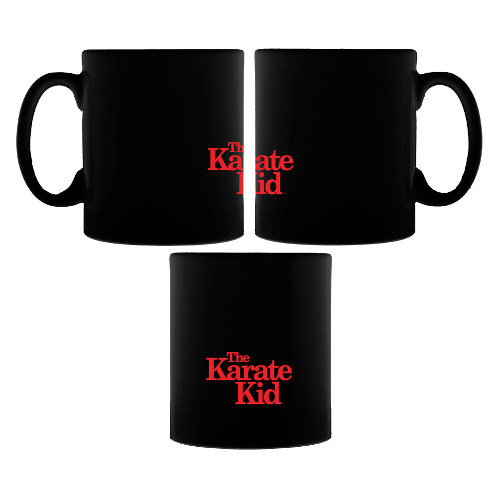 Karate Kid Logo Transforming Mug