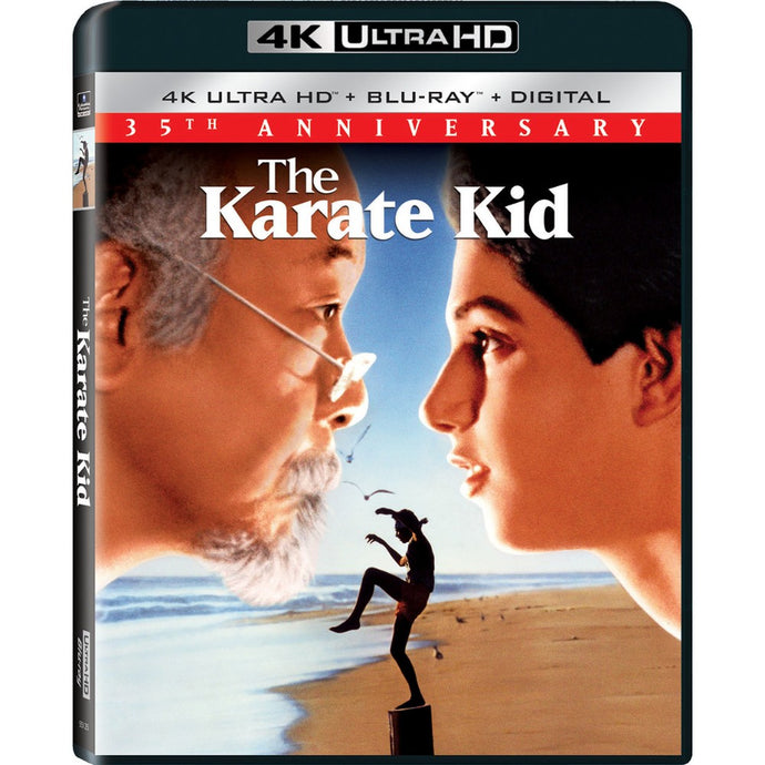 Karate Kid 35th Anniversary 4K Ultra HD