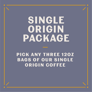 Single Origin Care Package (Ground)