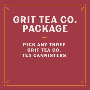 Grit Tea Co. Care Package