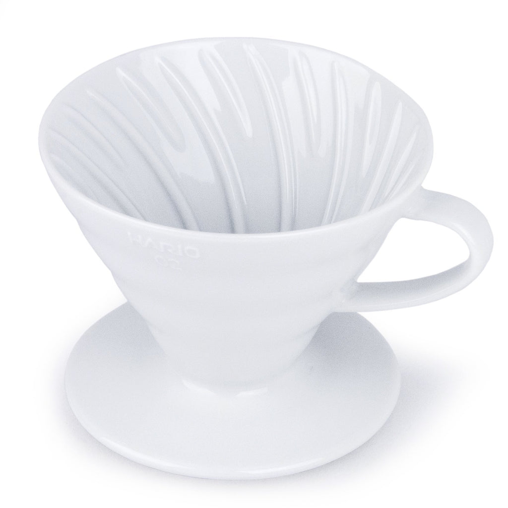 Hario v60 Dripper 02 Ceramic / White