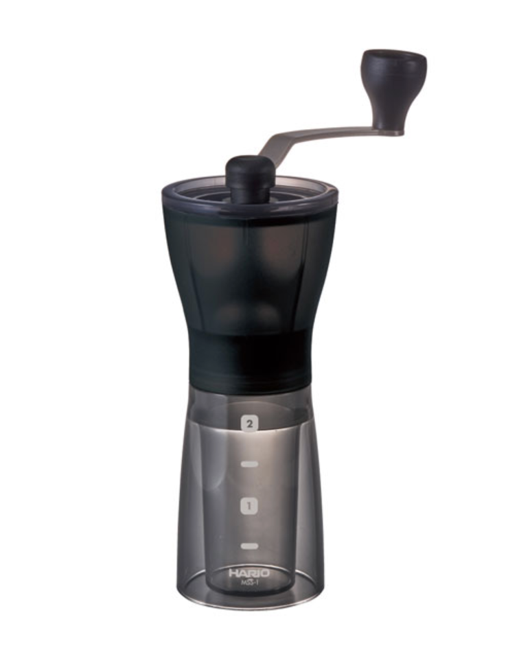Hario Ceramic Coffee Mill Mini-Slim