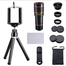 Load image into Gallery viewer, 7-In-1 Universal Lens Kit