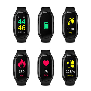 HeartBud Fitness Watch