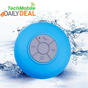 Bluetooth Shower Speaker - HQ Sound - Waterproof