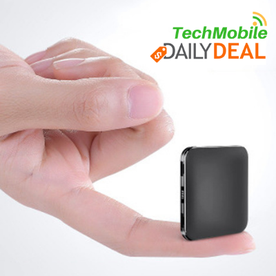 Wireless Magnetic Micro Powerbank Charger- 20,000 mAh Universal (iPhone & Android)