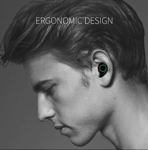 True Wireless Stereo Earbuds W/Charging Case