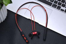 Load image into Gallery viewer, Extended Life Wireless Bluetooth Neckband EarBuds