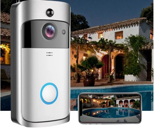 HD Video Doorbell - WiFi