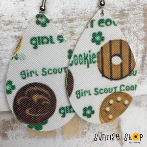 Girl Scouts - White