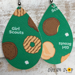 Girl Scouts - Green
