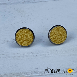 Golden Yellow Studs