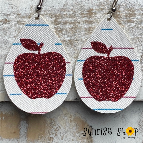 Notebook Paper Apple
