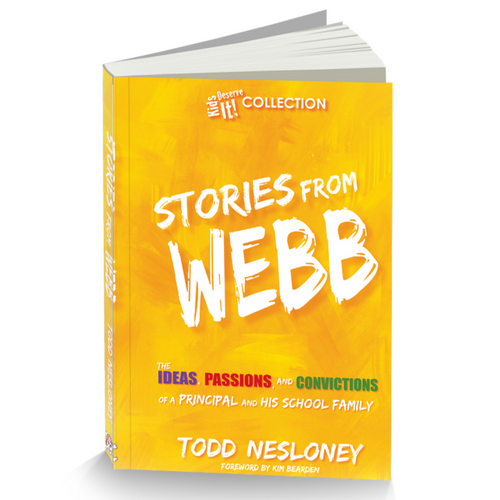 Stories from Webb Book - Autographed
