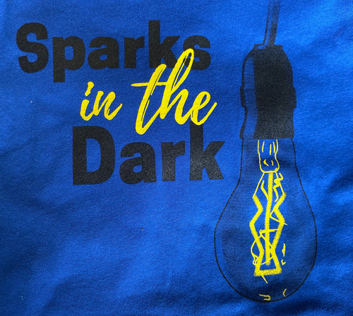 Sparks in the Dark T-Shirt