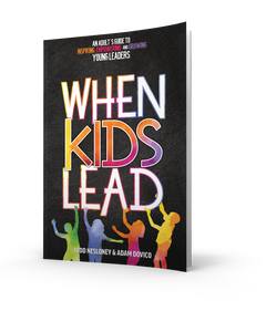 When Kids Lead Book - Autographed