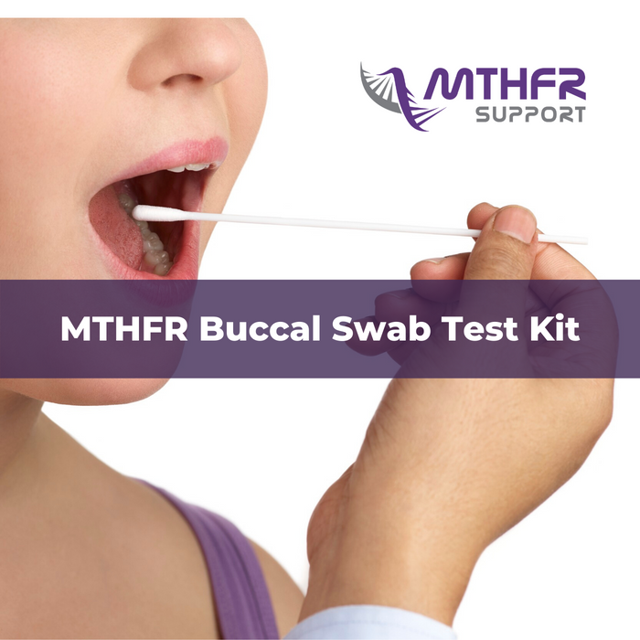 MTHFR Buccal Swab Test Kit (for AU customers only)