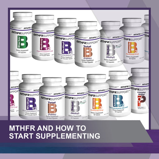 MTHFR and How to Start Supplementing