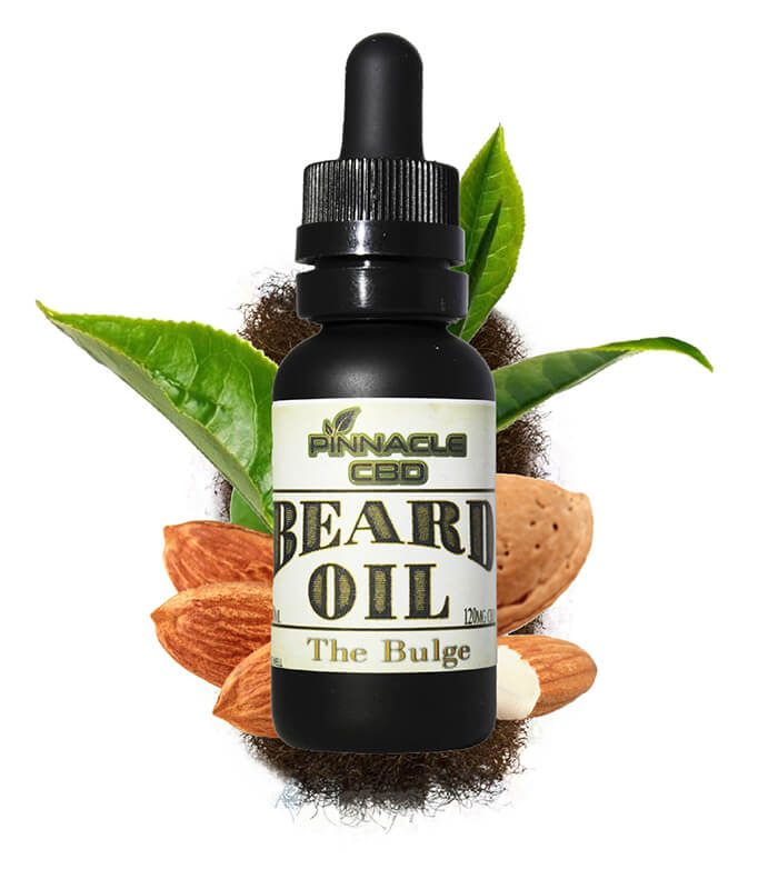 CBD Beard Oil - The Dispensary CBD