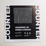 "SOAKED IN DISILLUSION ""counter"" LP OPQ073"