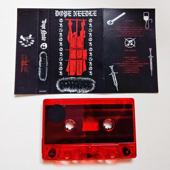 DOPE NEEDLE / PCP PARADE split cassette