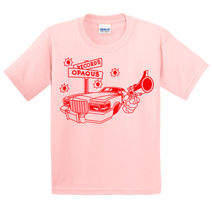 OPAQUS DRIVE BY SHIRT PRE-ORDER LIGHT PINK