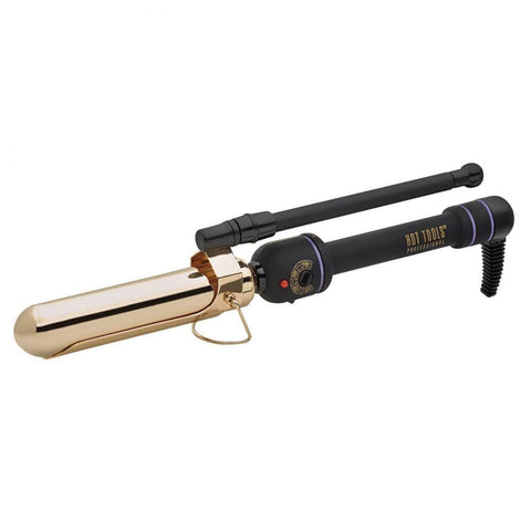 "1 1/4"" 24K GOLD MARCEL IRON / WAND 