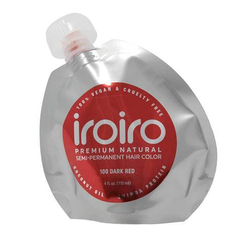 100 DARK RED | 100-DRE-USD-4 | IROIRO | SHSalons.com