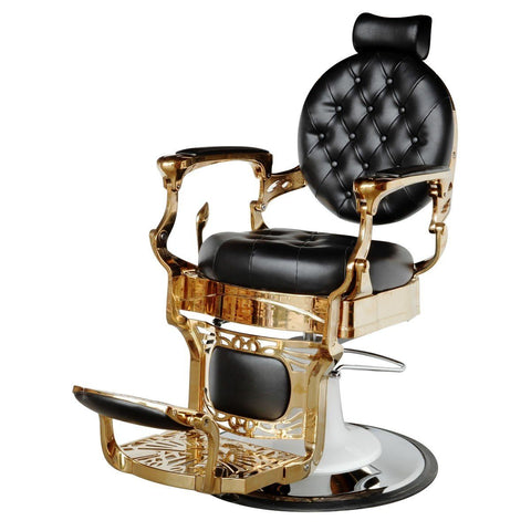 31928 Barber Chair SSW BLACK