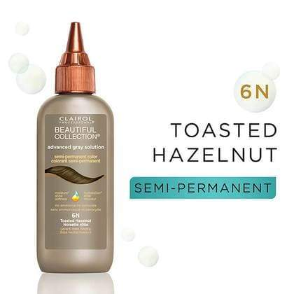 6N Toasted Hazelnut | Beautiful Collection AGS HAIR COLOR WELLA PROFESSIONAL