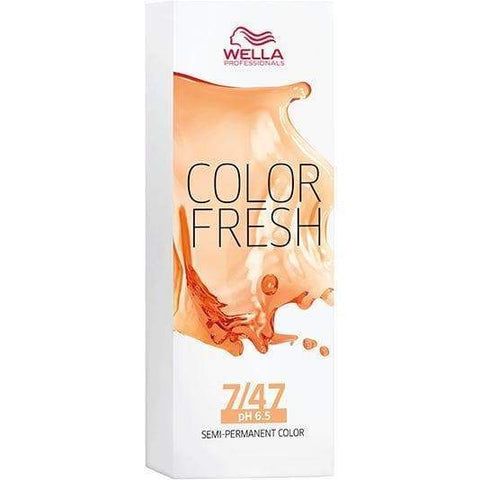 7/47 - Color Fresh HAIR COLOR WELLA PROFESSIONAL