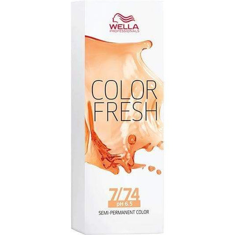 7/74 - Color Fresh HAIR COLOR WELLA PROFESSIONAL