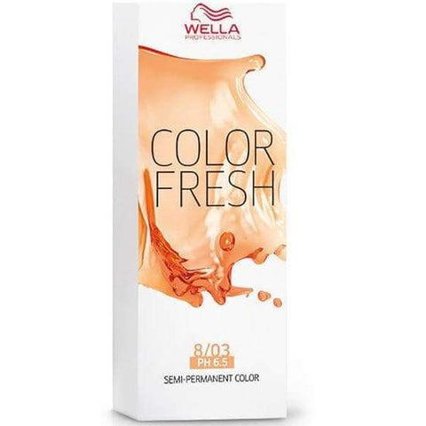 8/03 - Color Fresh HAIR COLOR WELLA PROFESSIONAL