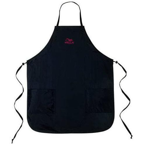 Color Apron, Black HAIR COLORING ACCESSORIES WELLA PROFESSIONAL