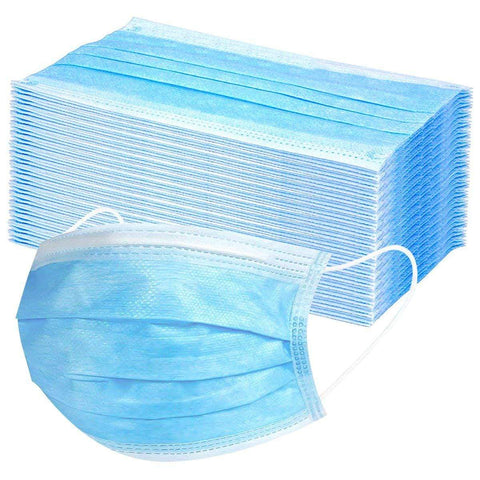 Disposable Face Masks | 50 PCS | SALON WHOLESALER | SHSalons.com
