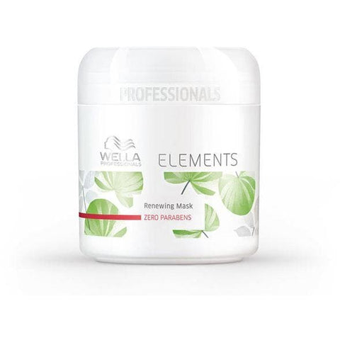 Elements Renewing Mask CONDITIONERS WELLA PROFESSIONAL 5.07 OZ