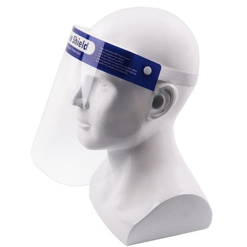 Face Shield | Protective isolation Mask | 10pcs | KINGWIN | SHSalons.com