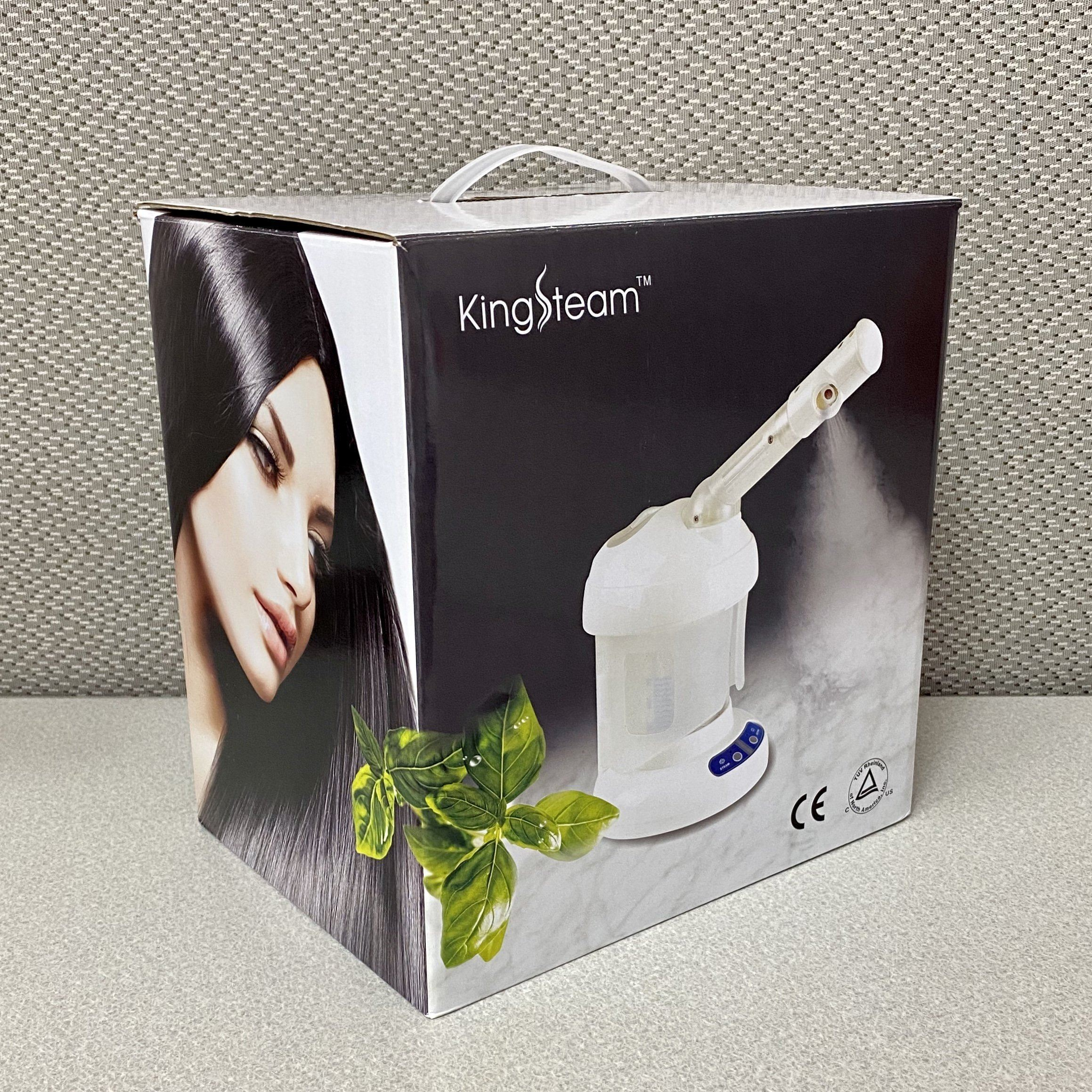 Facial Steamer | KingSteam PERSONAL CARE KingSteam