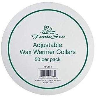 FantaSea Adjustable Wax Warmer Collars WAXING KITS & SUPPLIES FANTASEA COSMETICS