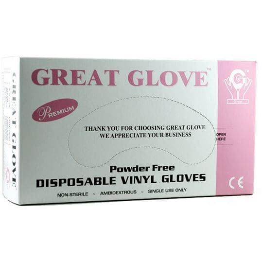 Disposable Gloves | Vinyl | Great Glove | GREAT | SHSalons.com