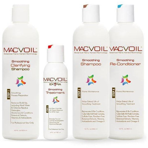Macvoil Extra Keratin Smoothing Therapy Package HAIR PERMANENTS & STRAIGHTENERS MACVOIL Small