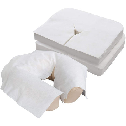 Medical-Grade Ultra Soft Disposable Face Cradle Covers(100/pack) PERSONAL CARE HUINI
