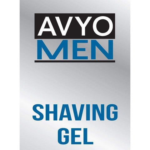 Men Shaving Gel | AVYO SHAVING CREAM AVYO