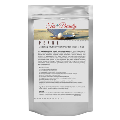 "Pearl Modeling ""Rubber"" Soft Powder Mask (1 KG) SKIN CARE HUINI"