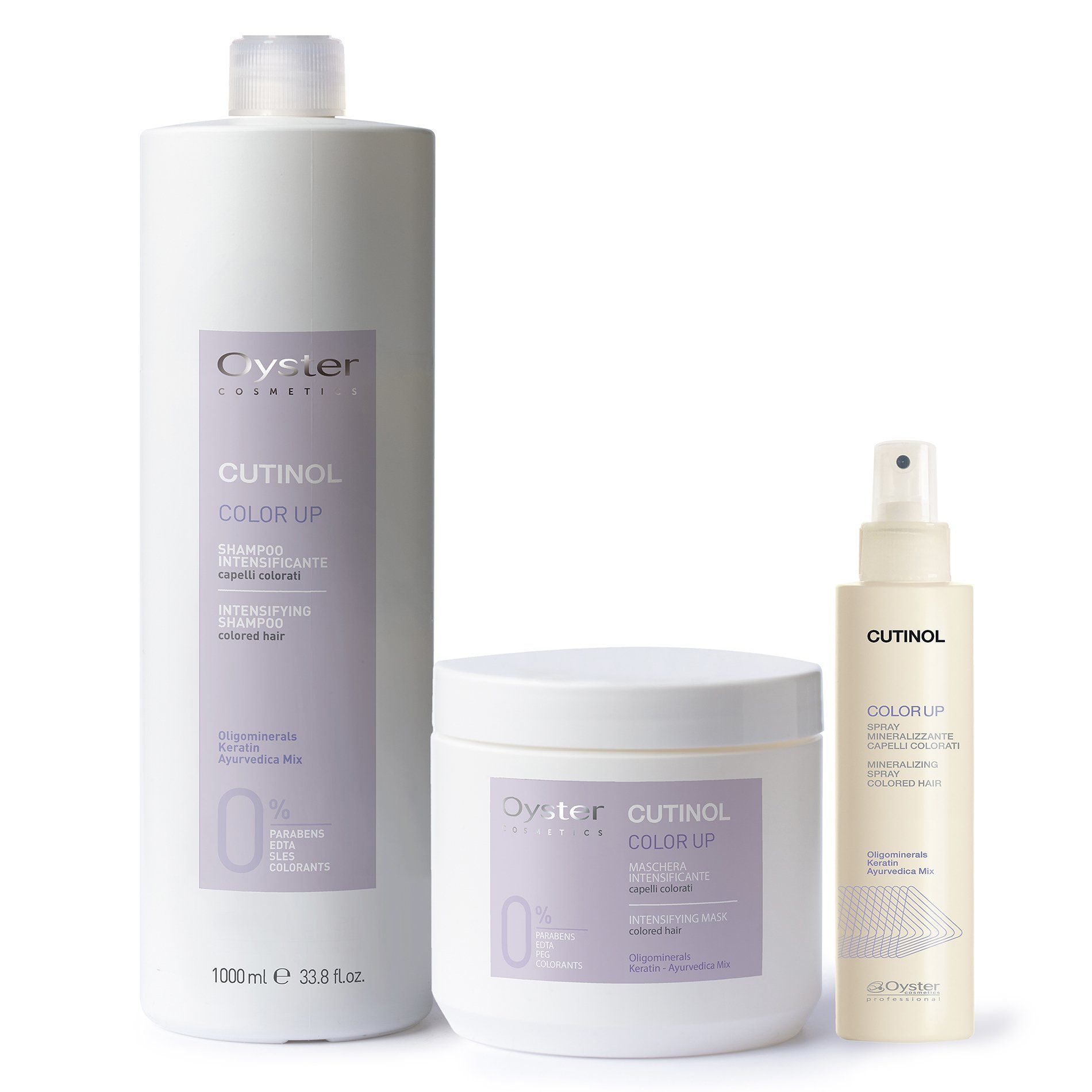 Preserve Color Up Set SHAMPOO AND CONDITIONER OYSTER