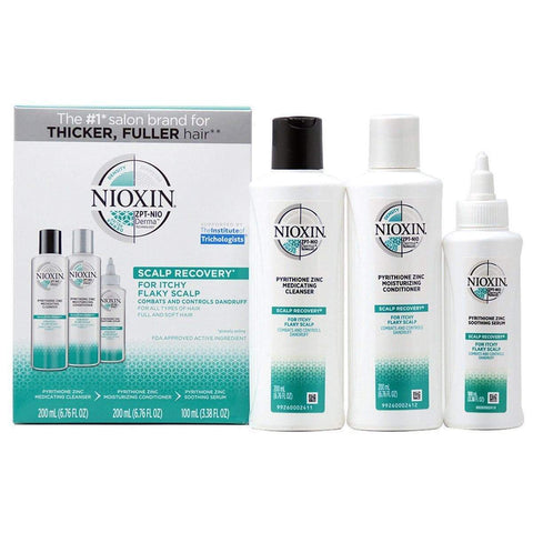 Scalp Recovery Kit SHAMPOO & CONDITIONER SETS NIOXIN