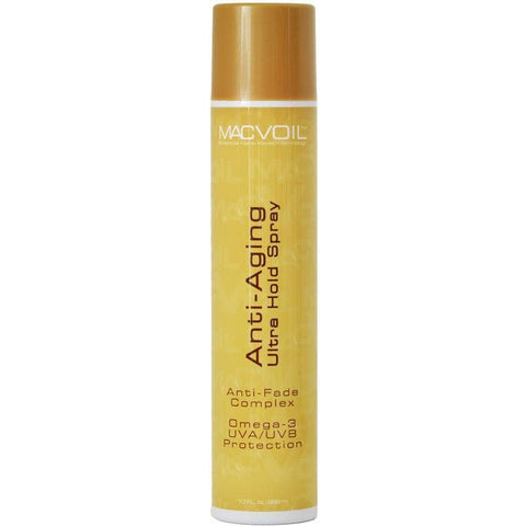 Ultra Hold Spray | MACVOIL | SHSalons.com